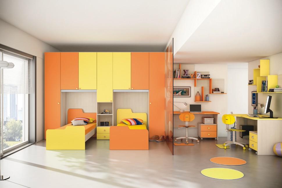 Camerette Bambini e Ragazzi - Pratesi - Centro Mobili Guidonia