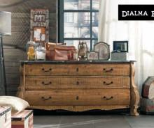 Inconfondibile stile e design by Dialma Brown